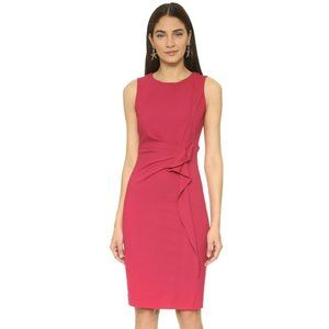 KOBI HALPERIN 4 Red Quinn Sleeveless Dress